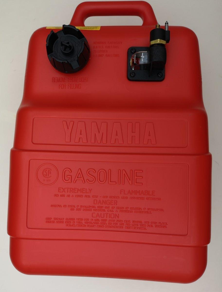 Yamaha Polttoainetankki