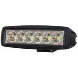 Led-työvalo 18W 6 led